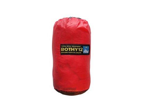 Terra Nova Bothy Bag 12 Person-Red