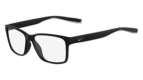 Eyeglasses NIKE 7091 011 MT BLACK/MATTE CRYSTAL CLEAR