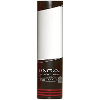 Tenga - Hole Lotion Wild Lubricant in Stylish Packaging of 170ml. Soft Lubricant for a Tender Sensation.