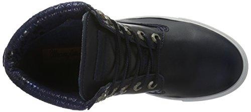 Wrangler Historic, Zapatillas De Estar por Casa para Mujer Azul