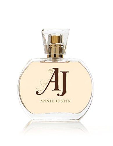 AJ Annie Justin Perfume Spray – Official Justin Brands Eau de Parfum – Seductive Feminine Fragrance – Wild Florals, Sun-Kissed Fruits, Passionate Amber – 1.7 oz