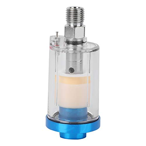 UKCOCO Olieafscheider voor water, val, filter, spuitverf, airbrushgereedschap.