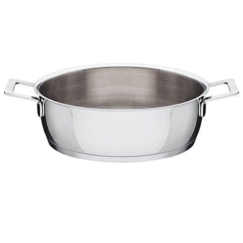Low Casserole Pan - A Di Alessi,AJM102/24