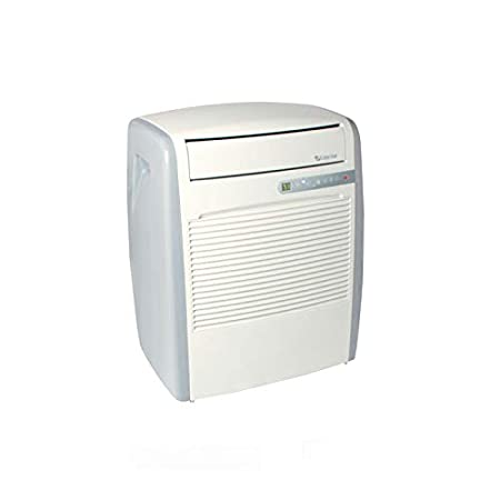 EdgeStar AP8000W Portable Air Conditioner with Dehumidifier and Fan for Rooms up to 250 Sq. Ft. with Remote Control