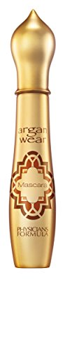 Physicians Formula Argan Wear Nourishing Oil Mascara, Ultra Black, 0.3 Ounce