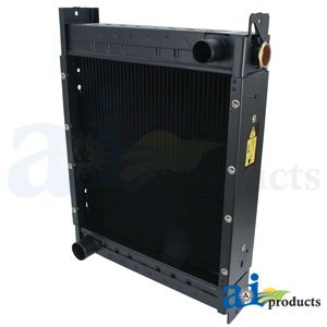 (A&I Products RADIATOR PART NO: A-386919A2 Case-IH SKID STEER LOADER: 40XT)