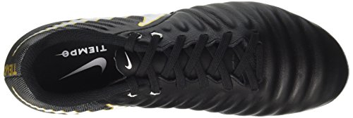 black 002 Tiempo Fußballschuh Shoes Footbal Pro Iv Black White Ag Men's Ligera Black Nike S6O7Eq