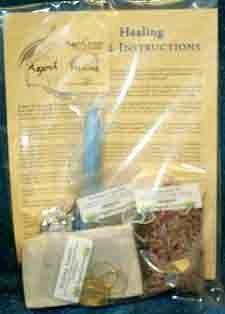 Healing Ritual Kit - 3