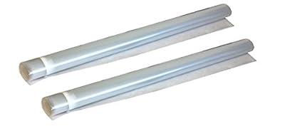 Cal-Flor GA60241M 150 sq. ft. VaporBlock 6-mil Polyethylene Vapor Barrier Underlayment for Hardwood and Laminate Floors