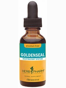 Goldenseal Glycerite Herb Pharm 1 oz Liquid