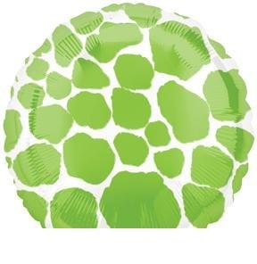 GIRAFFE Zoo JUNGLE Kiwi LIME Green SAFARI Print 18