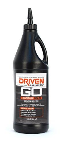 (Driven Racing Oil 02330 Gear Break-in Oil (80W-90 Quart), 1 Quart)