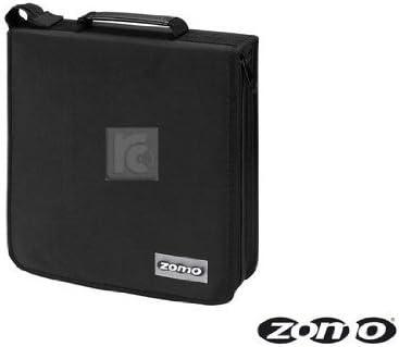 Zomo CD case, medium - Estuche, color naranja y negro: Amazon.es: Instrumentos musicales
