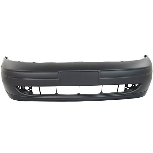 Front BUMPER COVER Primed for 2000-2004 Ford Ford Focus