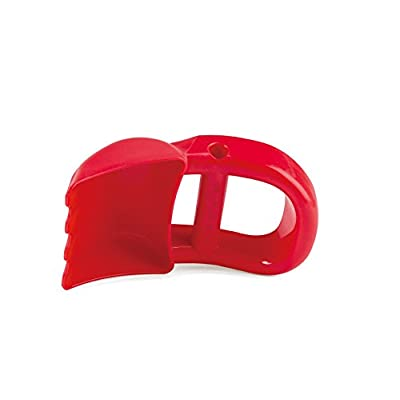 Hape Beach Toy Hand Digger in Red: Toys & Games