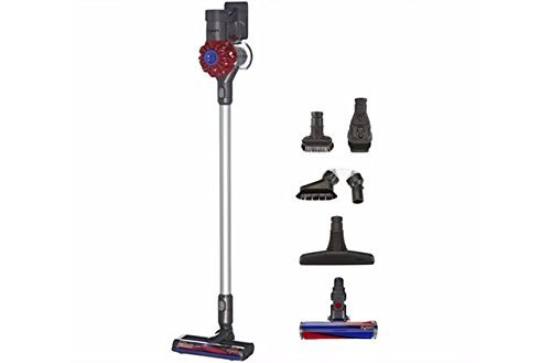 Dyson V6 Bagless Cordless Stick Vacuum Red 209521-01