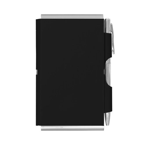 Wellspring Double Sided Flip Note, Black (Pocket Flip Light)