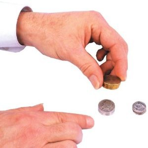 Toy / Game Loftus Nickels To Dimes Magic Trick - The Perfect Trick To Start A Young Magician Out On (Ages 5+)