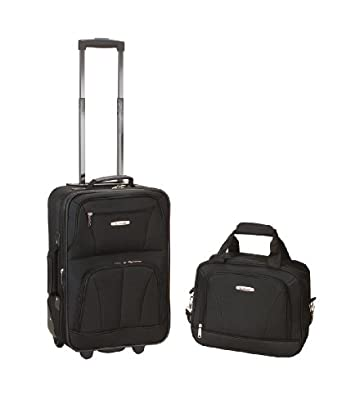 Amazon.com | Rockland Luggage 2 Piece Set | Luggage Sets