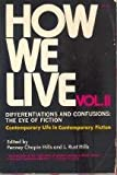 img - for How We Live: Differentiations and Confusions: Volume II book / textbook / text book
