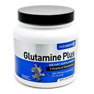 Nutra Summa Glutamine Plus - 1.1 lb