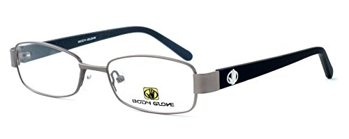 Body Glove Optical Eyewear BB119 Eyeglasses in Gunmetal ; DEMO LENS ()