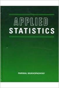 Statistics pdf order books