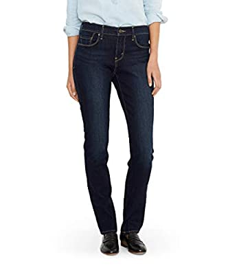 Levi's Women's 505 Straight Jeans