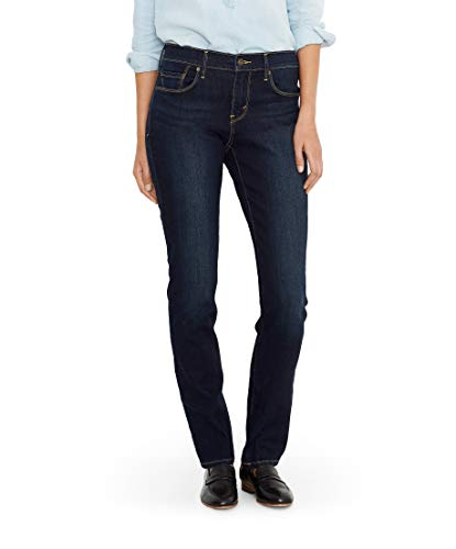 Levi's Women's 505 Straight Jeans, Legacy, 34 (US 18) S