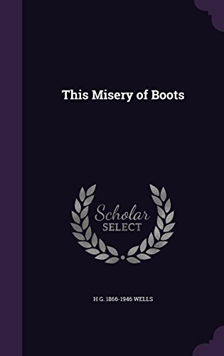 book cover of This Misery of Boots