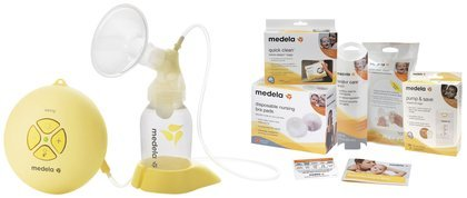 - Medela Swing Set with free accessories