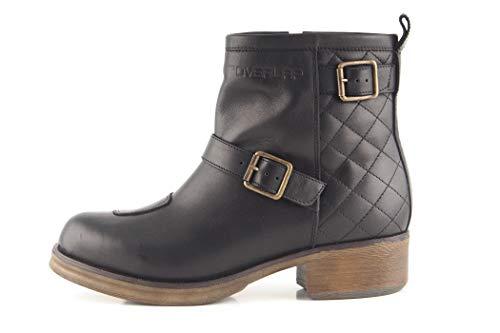 Overlap Women's Rock 37 Shoes Black Size Homologated rFr58wdq