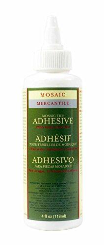 Mosaic Mercantile Adhesive, 4-Ounce