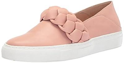 RACHEL ZOE Women's Burke Braid Sneaker