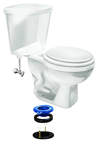 Fluidmaster 7530P8 Universal Better Than Wax Toilet Seal, Wax-Free Toilet Bowl Gasket