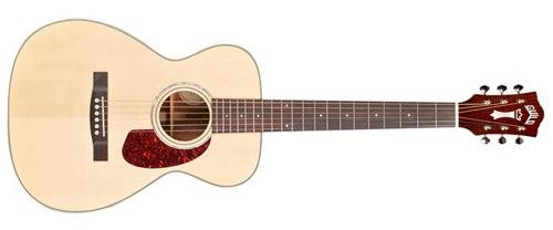 Guild M-140 Acoustic Guitar in - Guitar Strings Guild