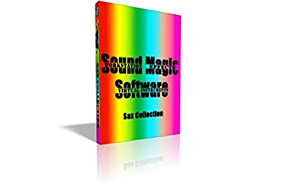 Sound Magic SaxC -Channel Virtual Instrument Software from Sound Magic