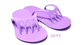 545981a0edc Amazon.com   Pedicure Flip Flops  Pedicure slipper  Toe separator ...