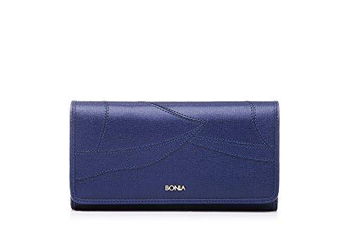 bonia-womens-blue-grand-canal-flap-purse