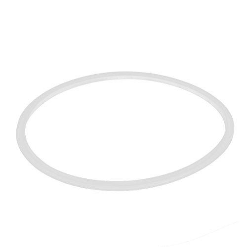 Joint en caoutchouc autocuiseur d'étanchéité Joint Anneau 26.5cm Inner Dia DealMux DLM-B016B2EIT4