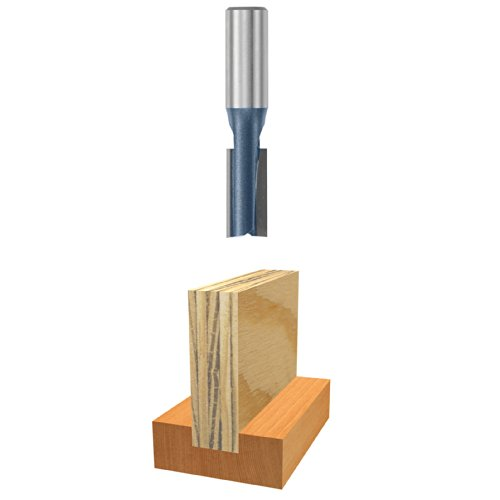 (Bosch 84603M 23/32 In. x 1-1/4 In. Carbide Tipped Plywood Mortising)