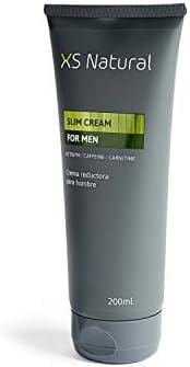 3 XS Natural Crema Reductora Hombre
