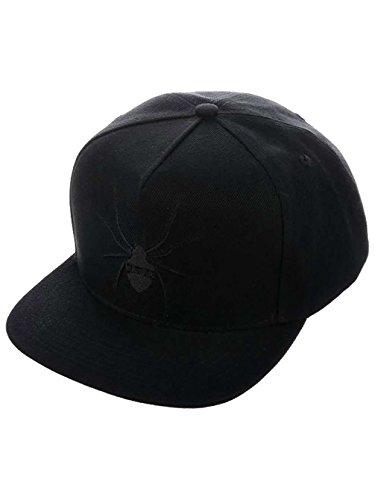 Creature Skateboards Arachnid Snapback Hat - Black