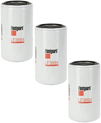 Spin-On LF3894 Fleetguard Lube Pack of 3