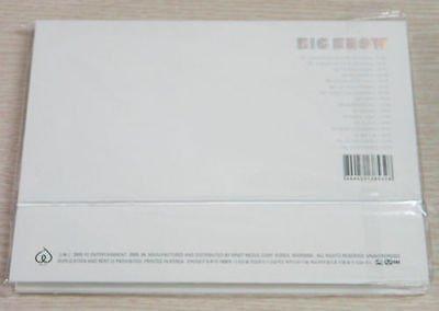 BIGBANG - 2009 Live Concert Vol.4 : BIG SHOW [CD + Photo Booklet] + Extra Gift Photocard