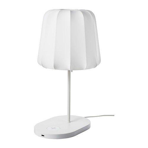 Ikea varv - Lámpara de mesa con función de carga: Amazon.es ...