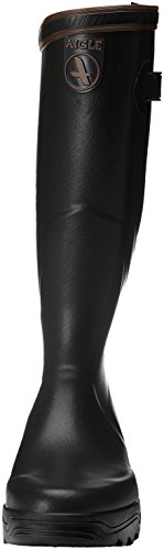Wellingtons Unisex Aigle Work Adults Boots 2 Black Parcours Vario YdqdB6