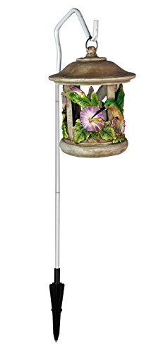 Solar Hummingbird Lantern