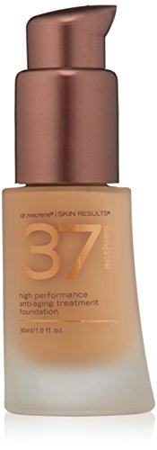 37 Actives High Performance Anti-Aging Treatment Foundation, Dark, 1 oz. by 37 Actives