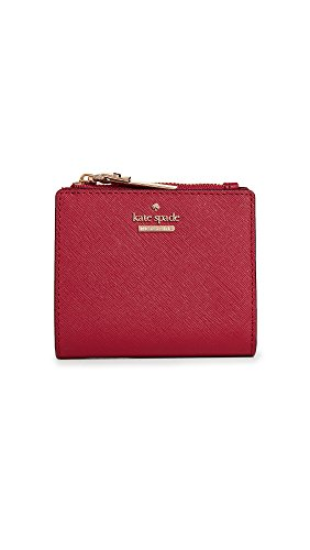 Kate Spade New York Women's Cameron Street Adalyn Mini Wallet, Heirloom Red, One Size